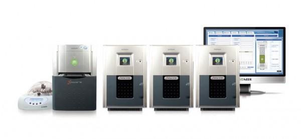 bioneer, existation, exiprep, exiprogen, exiprep 16, exiprep 16 dx, gen plaza, exicycler96, qpcr, qpcr platform, ekstraksiyon, DNA RNA izolasyon robotu