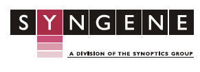 Syngene, logo, UK