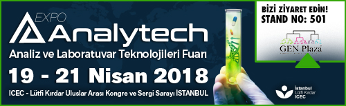 Analytech, GEN Plaza, genplaza, biotechnology, biyoteknoloji, istanbul fuar, biotech fair, Turkey, analysis and lab technology exhibition, analiz ve laboratuvar teknolojileri fuarı, GEN Plaza Biyoteknoloji