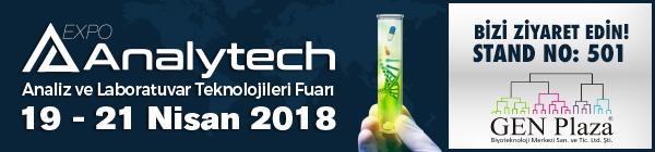 Analytech, GEN Plaza, genplaza, biotechnology, biyoteknoloji, istanbul fuar, biotech fair, Turkey, analysis and lab technology exhibition, analiz ve laboratuvar teknolojileri fuarı, GEN Plaza Biyoteknoloji